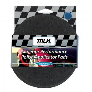 Foam Polish Applicator Pad - Twin Pack