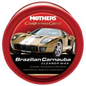 California Gold Carnauba Cleaner Wax Paste 340g