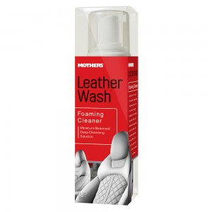 Leather Wash Foaming Cleaner 236ml