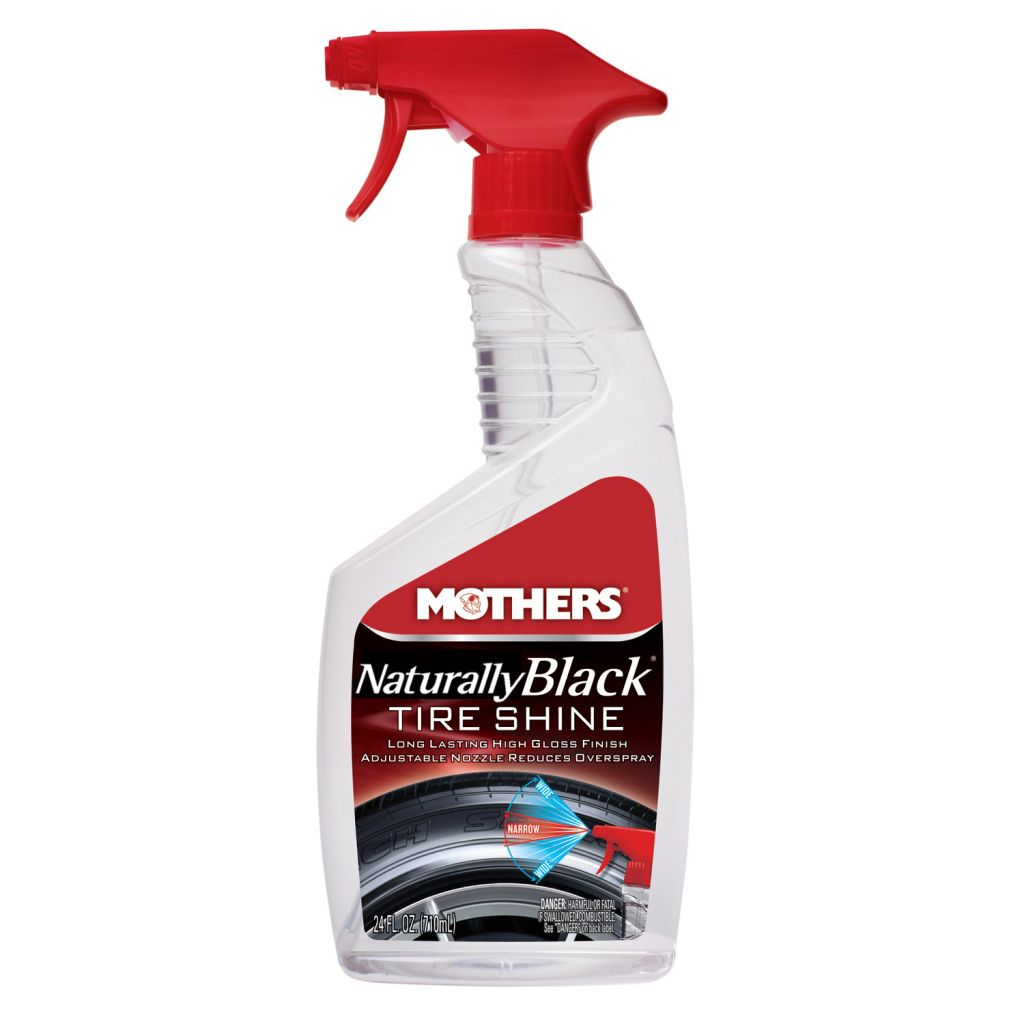 Naturally Black Tyre Shine 710ml