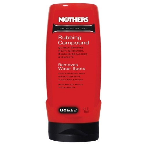 Professional Rubbing Compound 355ml