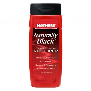 Naturally Black Trim & Plastic Restorer 355ml