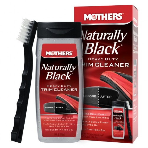 Naturally Black Heavy Duty Trim Cleaner Kit