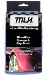 Microfibre Mesh Sponge