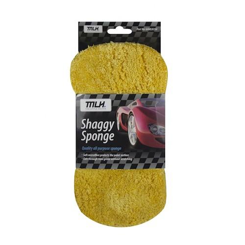 Shaggy Sponge
