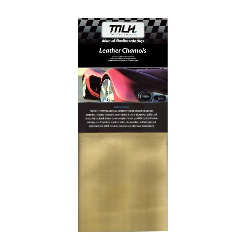 Genuine Leather Chamois 1.75 Sq Ft