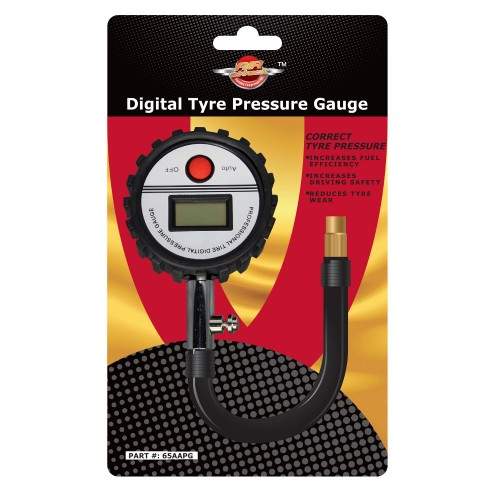Air Attack Tyre Pressure Gauge