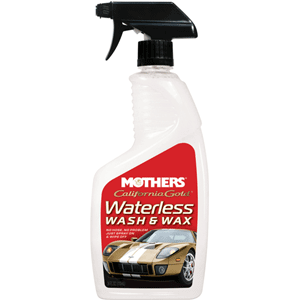 California Gold Waterless Wash & Wax