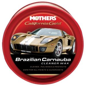 California Gold Pure Brazilian Carnauba Cleaner Wax