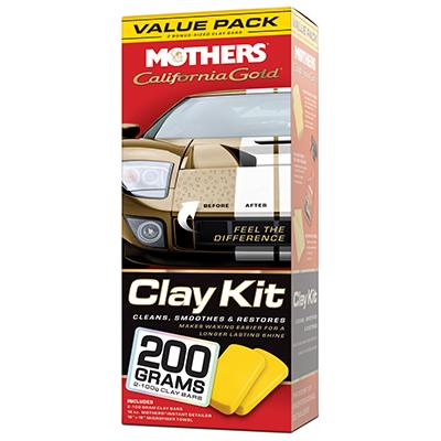 Clay Bar System