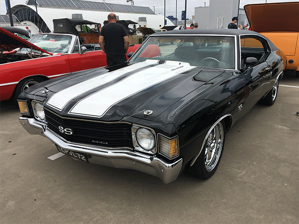 The Th All American Car Show Mothers Polish Australia - American muscle car show