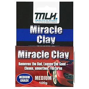 MLH MIRACLE MEDIUM GRADE CLAY BAR